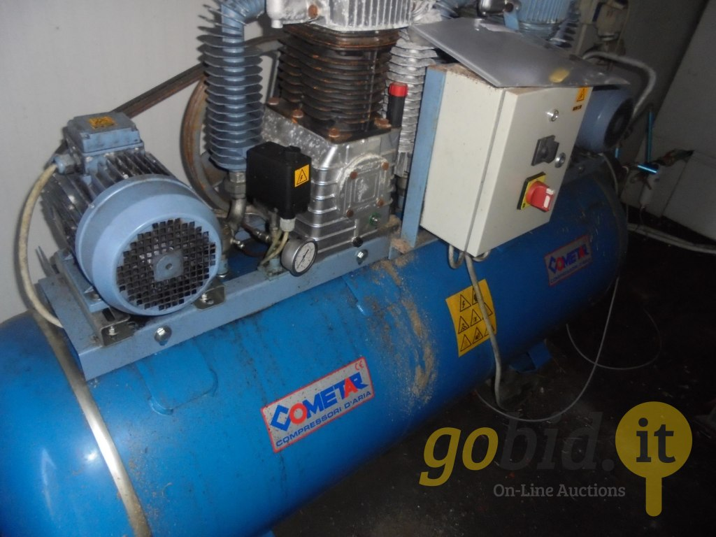 Lot Fiac Compressor | Gobid it